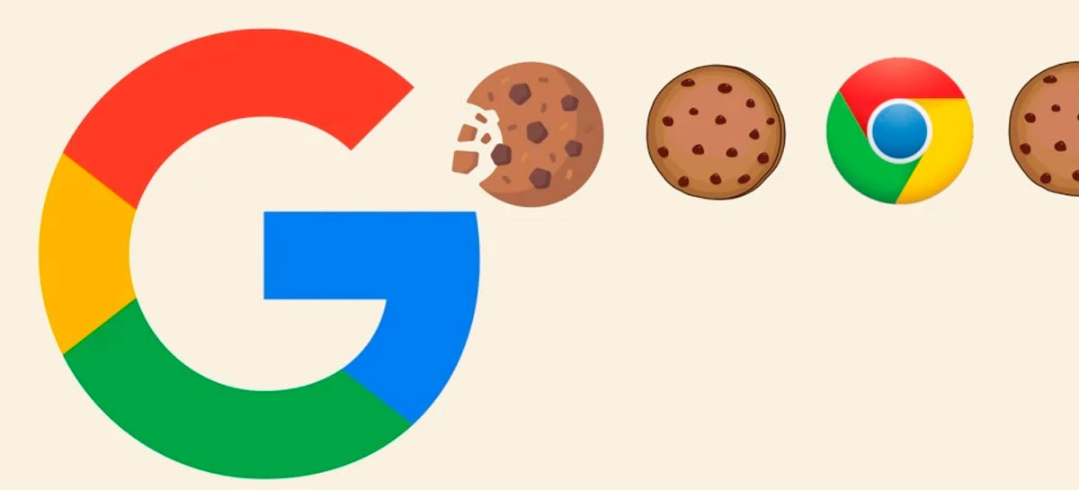 Google promete remover todos os cookies até o final de 2023