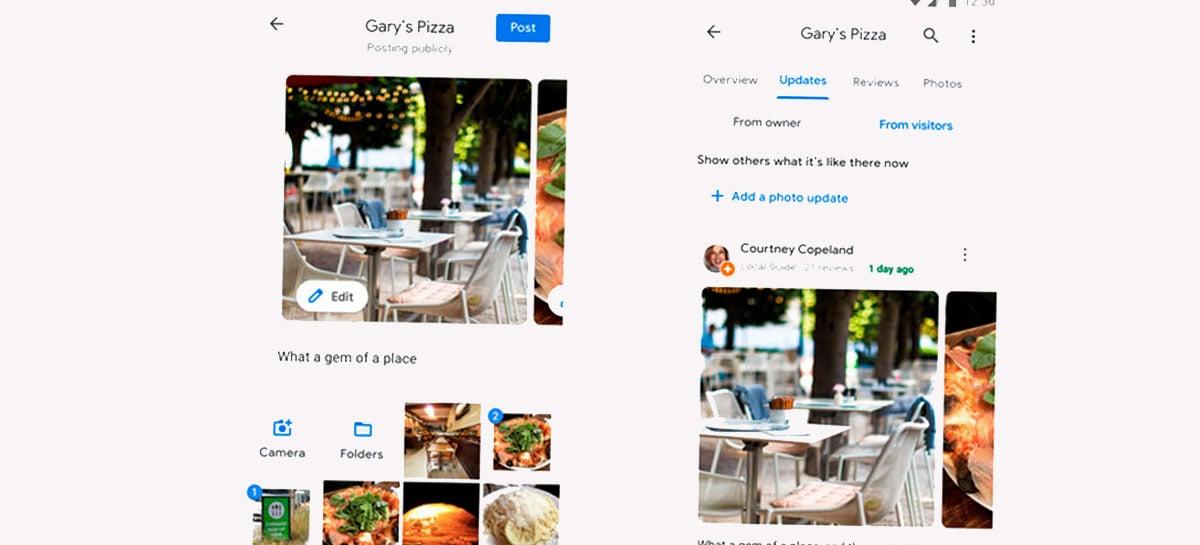 Google Maps está oferecendo opção de edição na plataforma