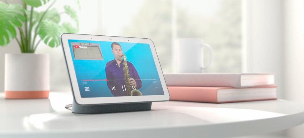 Google anuncia Home Hub, assistente inteligente para casa que vem com uma tela