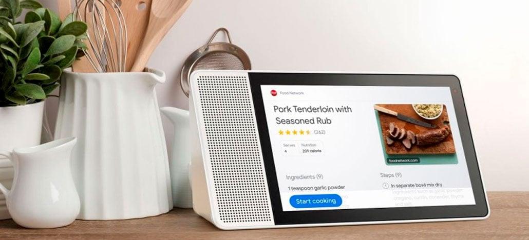 Google pode lançar sua primeira caixa de som inteligente com tela