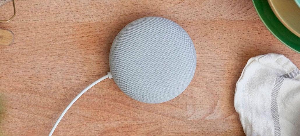 Google Nest Mini é lançado no Brasil custando R$ 349