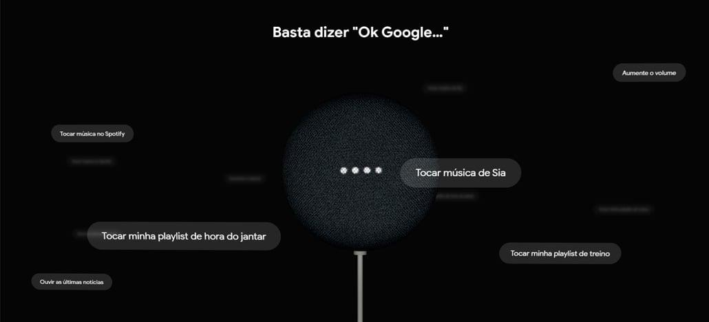 Google Nest Mini será lançado oficialmente no Brasil até o fim de 2019