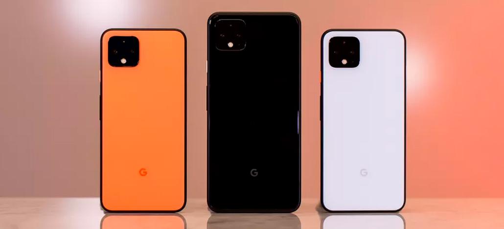 Google Pixel 4 e 4 XL não tem a opção de armazenamento ilimitado no Google Fotos
