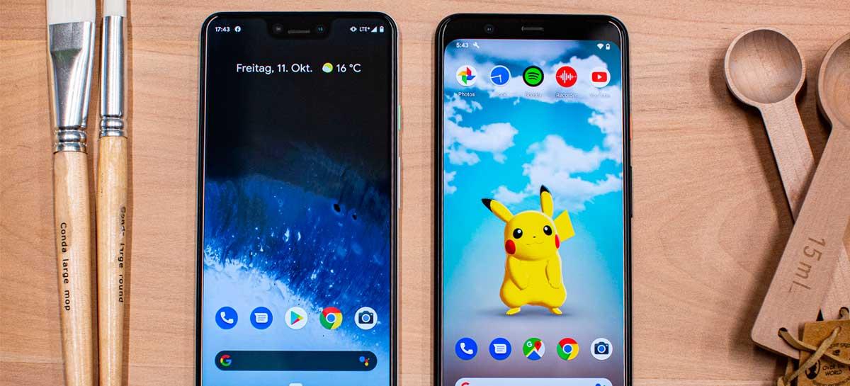 Nos EUA, linha Google Pixel 4 despenca de preço com desconto de US$300