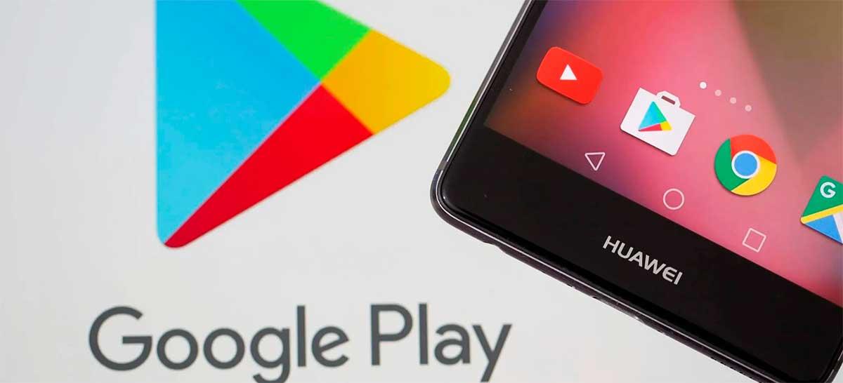 Google solicita isenção ao governo dos EUA para trabalhar com Huawei