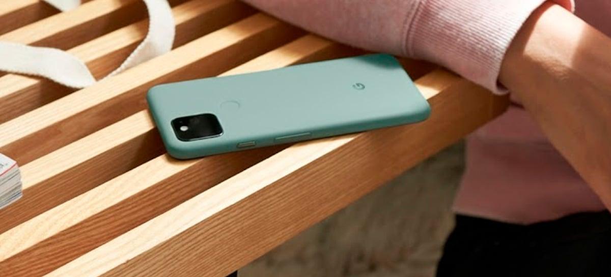 Google encerra fabricação dos smartphones Pixel 4A 5G e Pixel 5
