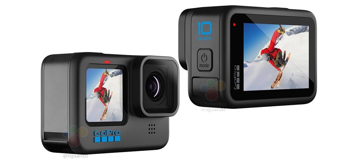 GoPro HERO 10 deve trazer novo processador melhorando qualidade de imagem