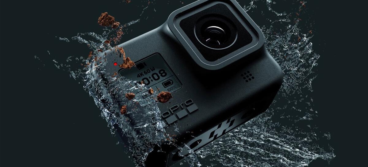 Novo módulo de iluminação para GoPro Hero 8 Black promete potencializar produção de conteúdo