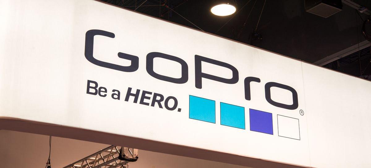 GoPro registra marcas MURAL e ZEUS para novos produtos