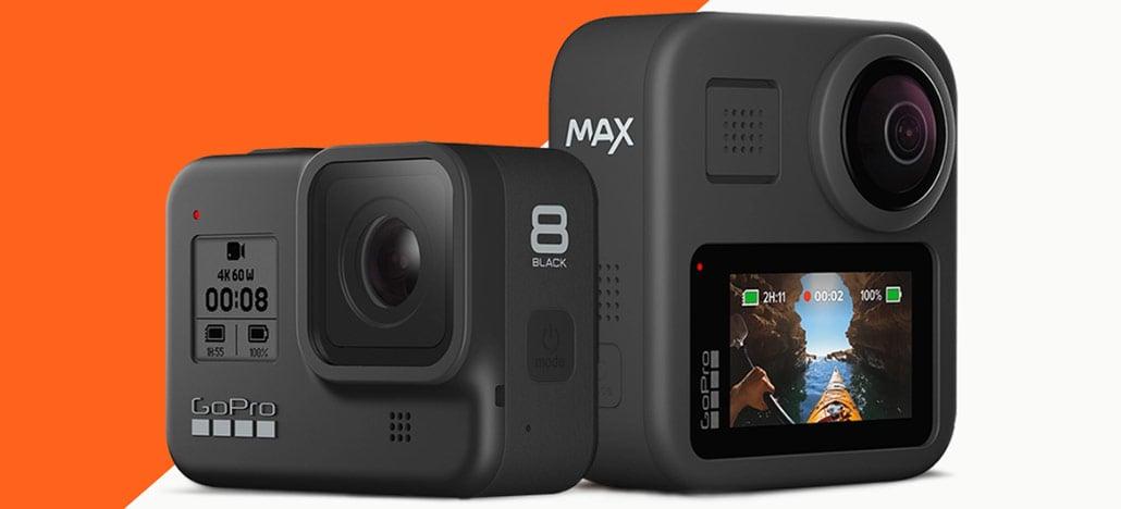 GoPro anuncia Hero 8 Black e Go Pro Max! Confira as novidades