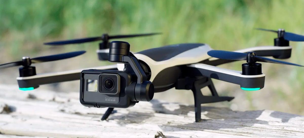 Drone Karma da GoPro não está mais decolando por problemas no GPS [+UPDATE]