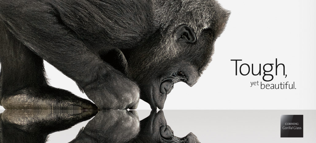 Corning já está trabalhando numa versão do Gorilla Glass para telas dobráveis