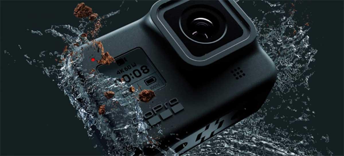 GoPro apresenta GoPro Labs, recursos experimentais para usuários