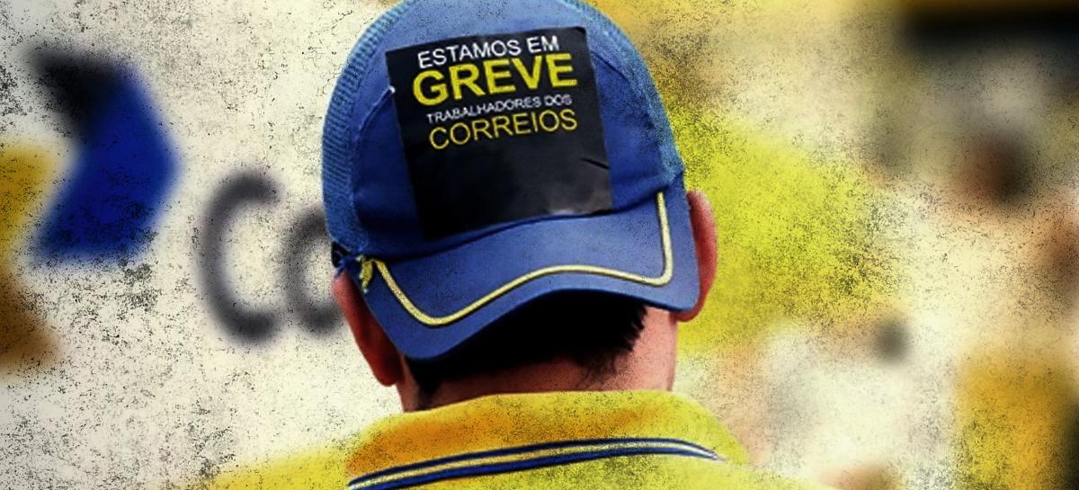 Funcionários dos Correios entram em greve por tempo indeterminado em todo o Brasil