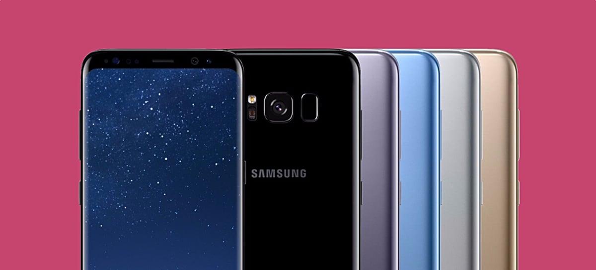 Samsung confirma que o Galaxy S8 e o Galaxy Note 8 não receberão o Android 10