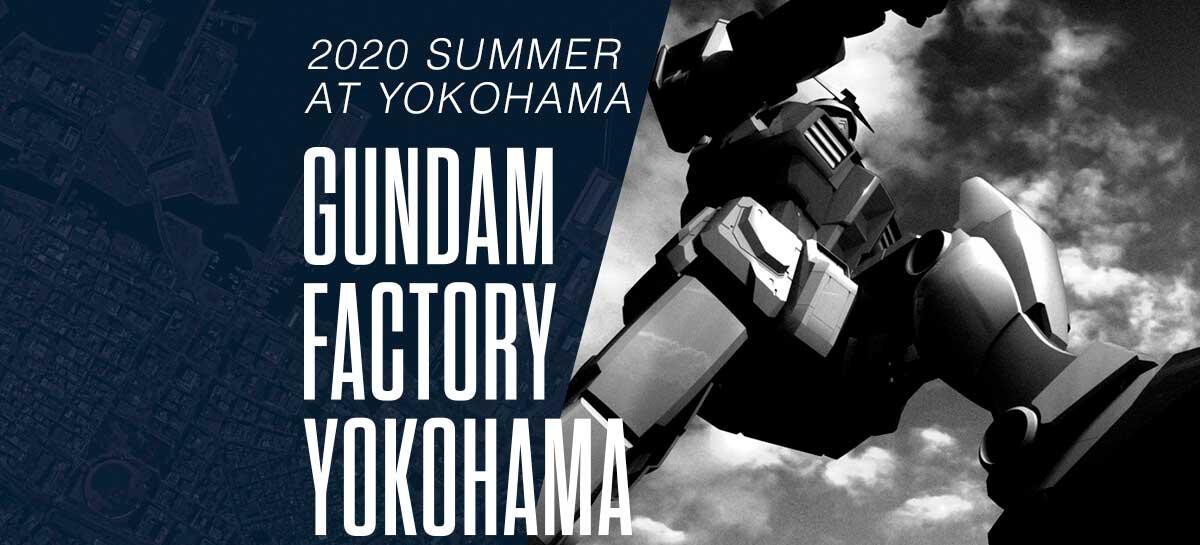 Réplica móvel de robô Gundam de 25 toneladas será construído no Japão