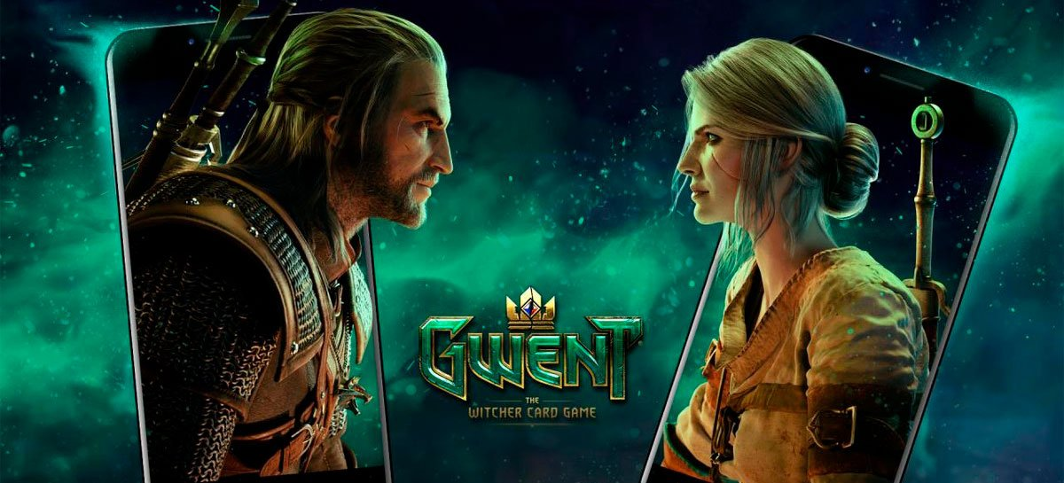 The Witcher 3 card game Gwent comes to Android for free
