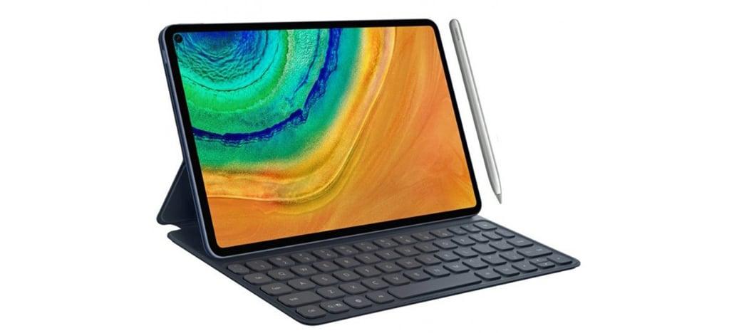 Tablet Huawei MatePad Pro aparece em vídeo oficial
