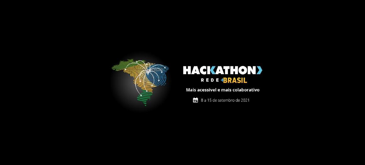 Hackaton Rede +Brasil está com inscrições abertas; veja como fazer
