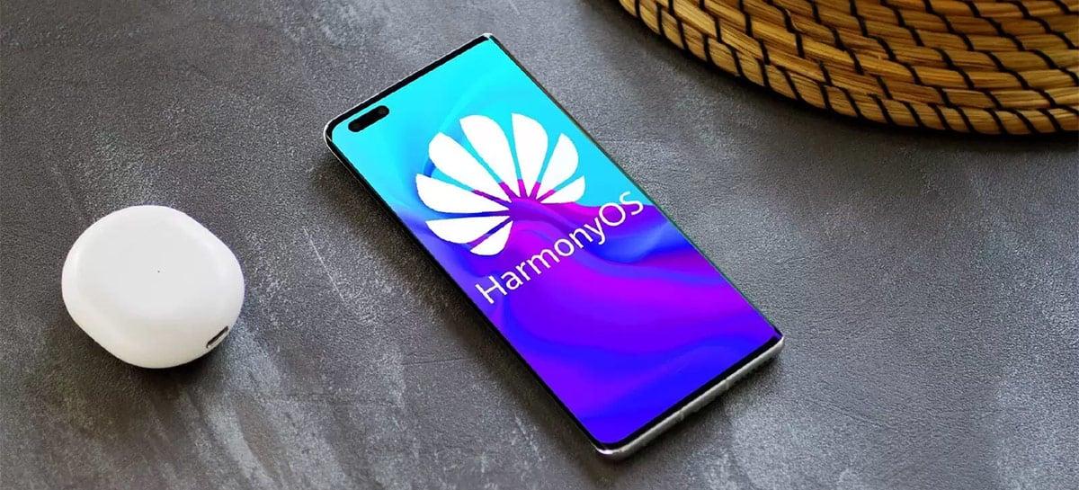 Huawei espera ter o HarmonyOS em 300 milhões de aparelhos ainda em 2021