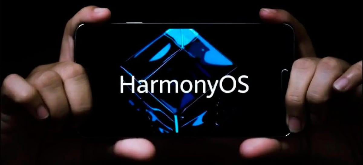 Assista ao Harmony OS 2.0 rodando num Huawei Mate 30 em vídeo