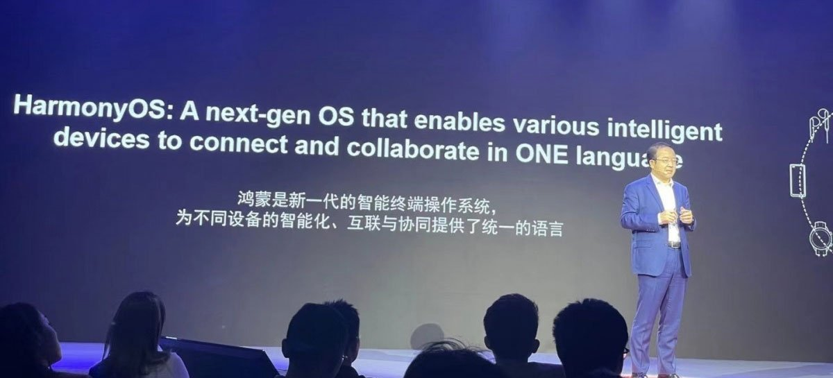 Huawei deverá lançar versão estável do Harmony OS 2.0 em junho