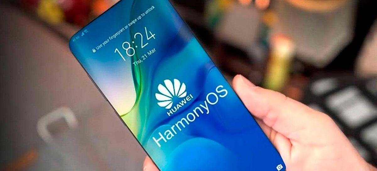 HarmonyOS 2.0 deve ser lançado para Mate 40 e depois para P40 e Mate 30