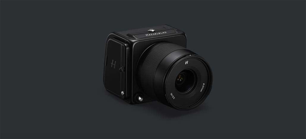 Hasselblad apresenta edição especial da câmera 907X em parceria com a NASA