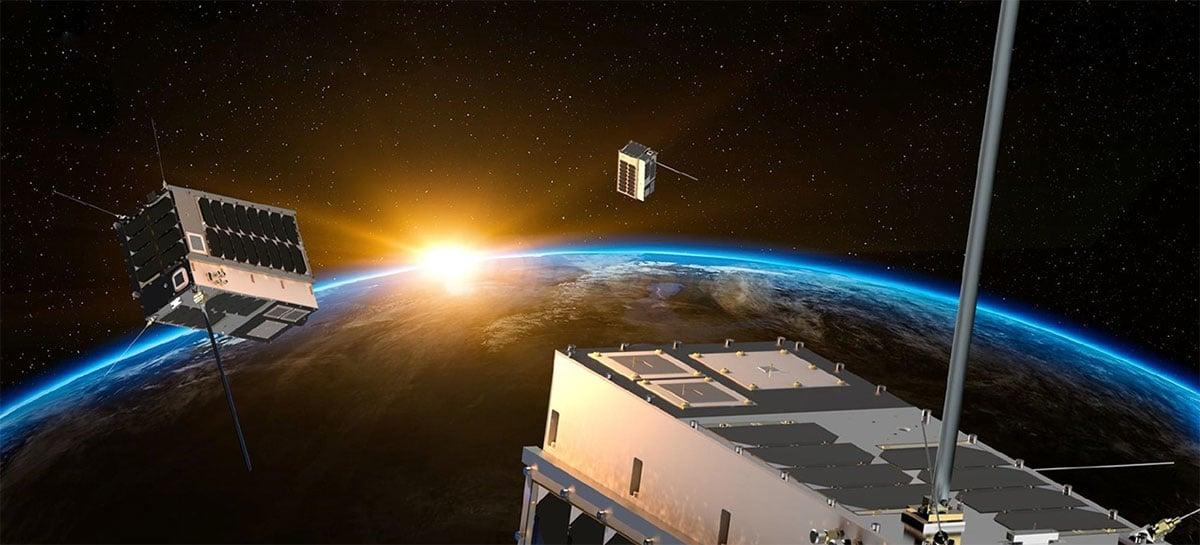 SpaceX é contratada para lançar satélites para monitorar piratas e contrabandistas