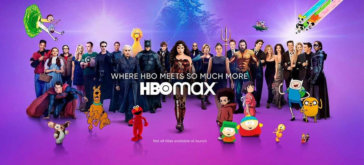 Aplicativo da HBO Max está fora do PlayStation no Brasil, por enquanto