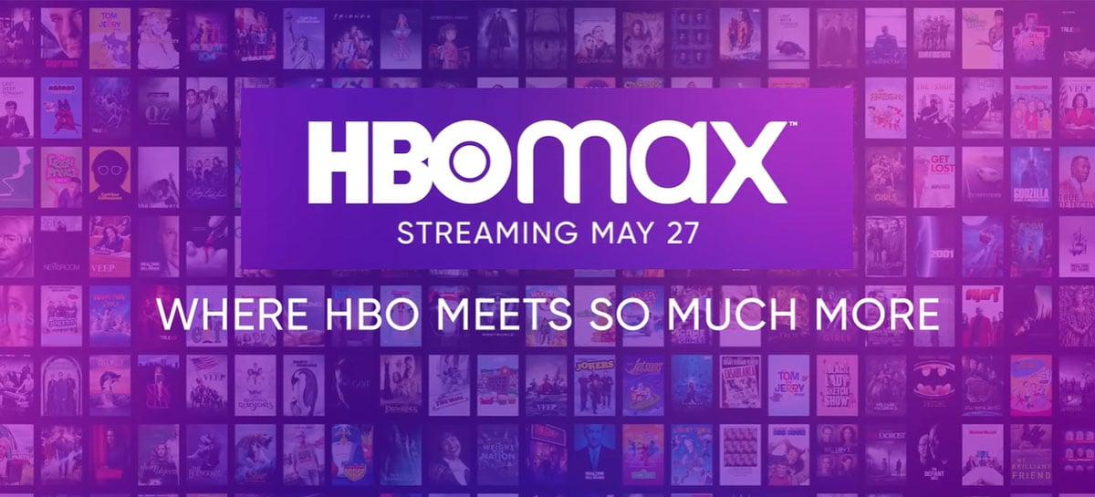 Lançamento de HBO Max, novo serviço de  streaming para a lista