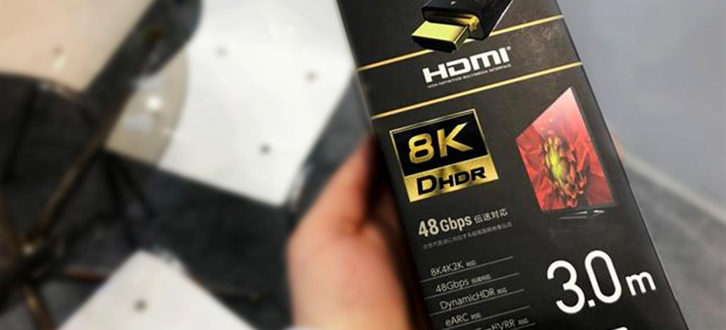 HDMI 2.1 trará suporte a 8K@60Hz e 48Gbps de transferência de dados