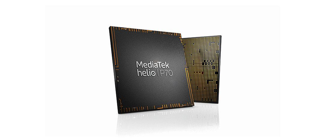 MediaTek anuncia o Helio P70, novo chip de oito núcleos com melhorias para inteligência artificial