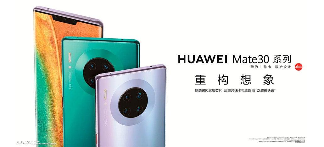 Huawei Mate 30 será lançado sem Playstore e não terá acesso aos aplicativos do Google [ATUALIZADO]