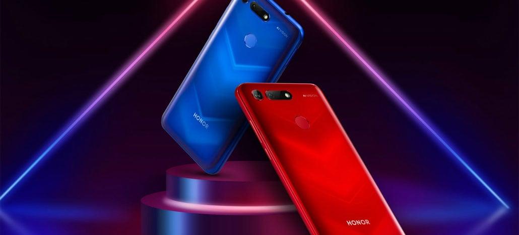 Honor supera Xiaomi em vendas online na China no primeiro trimestre de 2019