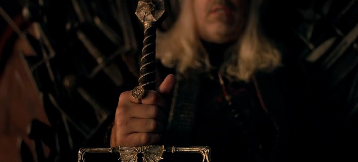 Veja primeiro trailer de House of the Dragon, série derivada de Game of Thrones