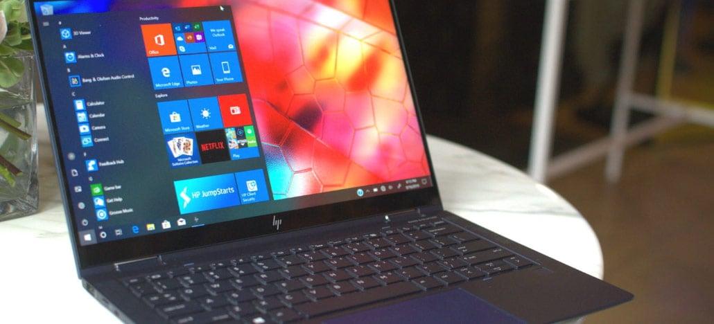 Novo HP Elite Dragonfly pode ser mais leve que o MacBook Air ou oferecer 24h de bateria