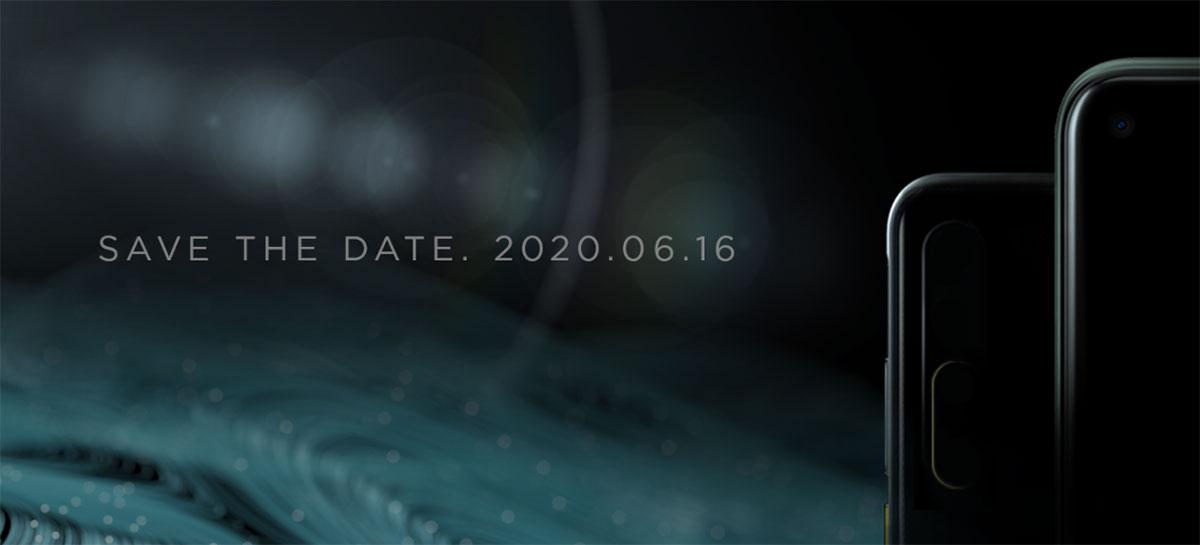 HTC de volta! Desire 20 Pro será lançado dia 16 de junho de acordo com pôster