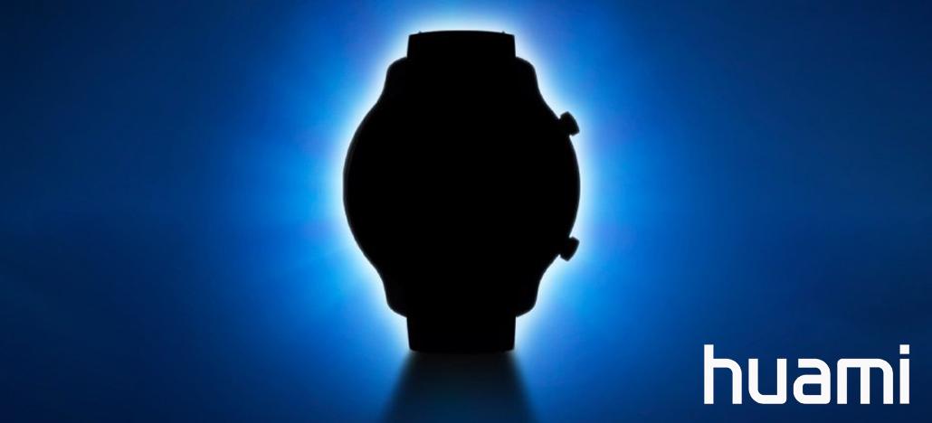 Smartwatch Amazfit GTR da Huami será anunciado oficialmente no dia 16 de julho
