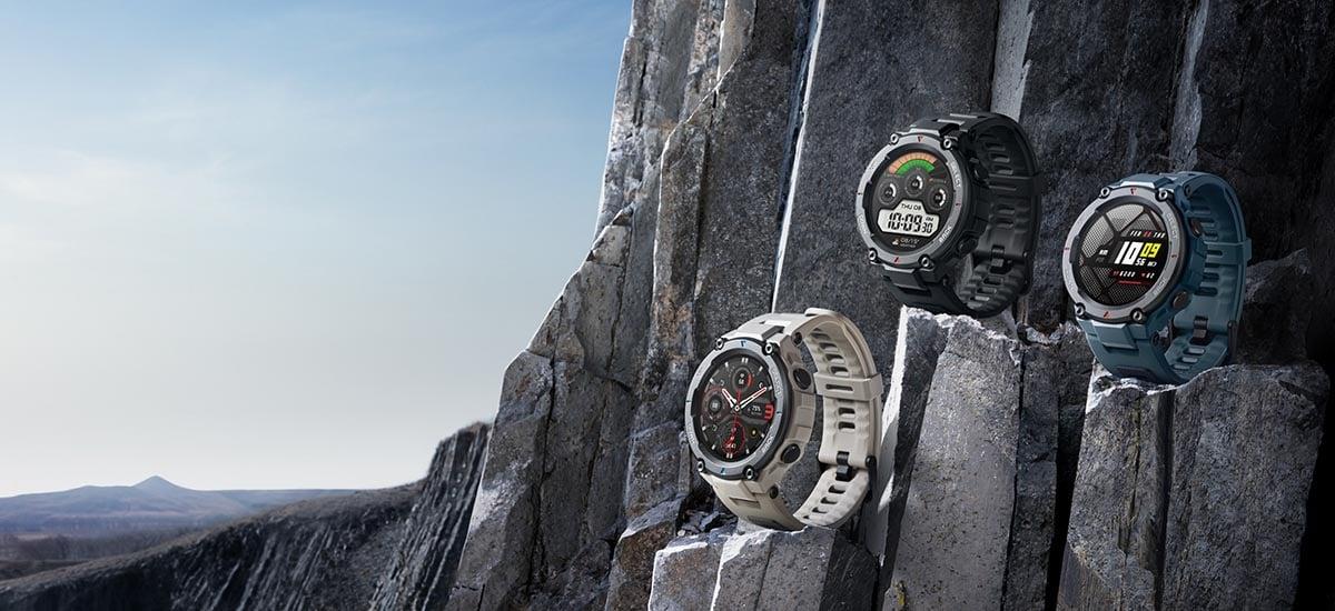 Huami anuncia a Amazfit T-Rex Pro, smartwatch focado para exercicios