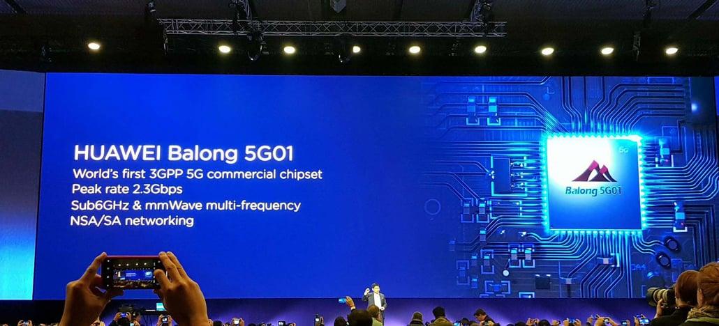 Huawei anuncia seu chip 5G para dispositivos domésticos conectados