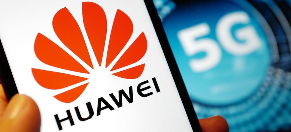Huawei: celulares 5G abaixo de 150 dólares chegam no final de 2020