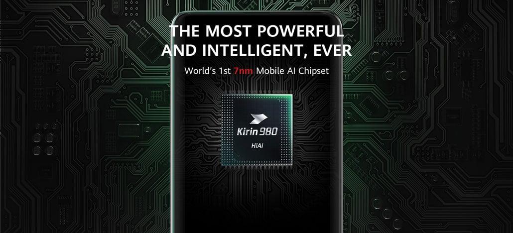 Huawei lançará seu primeiro smartphone 5G na metade de 2019 com Kirin 980