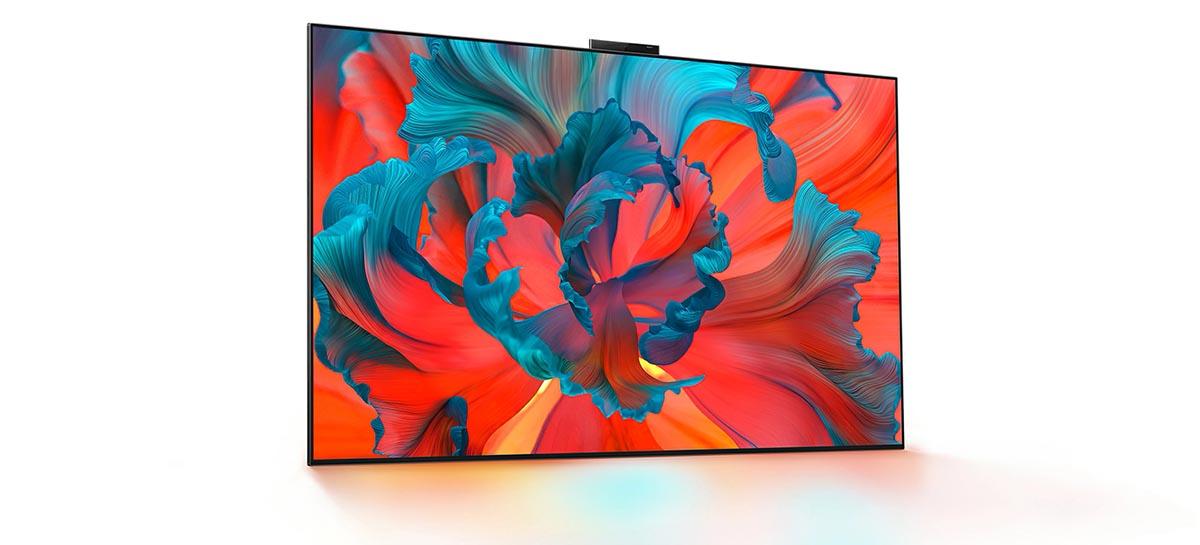 Huawei anunciou a nova Smart Screen V75 Super para salas de cinema e reuniões