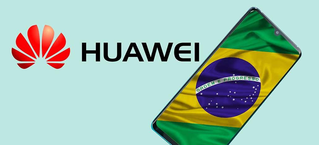 Huawei chegou pra ficar no Brasil? Os planos do retorno da empresa