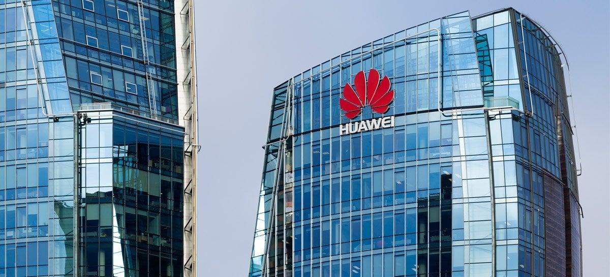 Huawei processa Verizon, HP e Cisco alegando violação de patentes