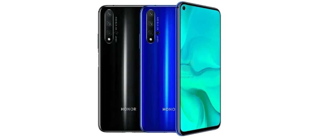 Huawei confirma que Nova 5i, Honor 20 e 20 Pro terão certificação Google Play [+UPDATE]