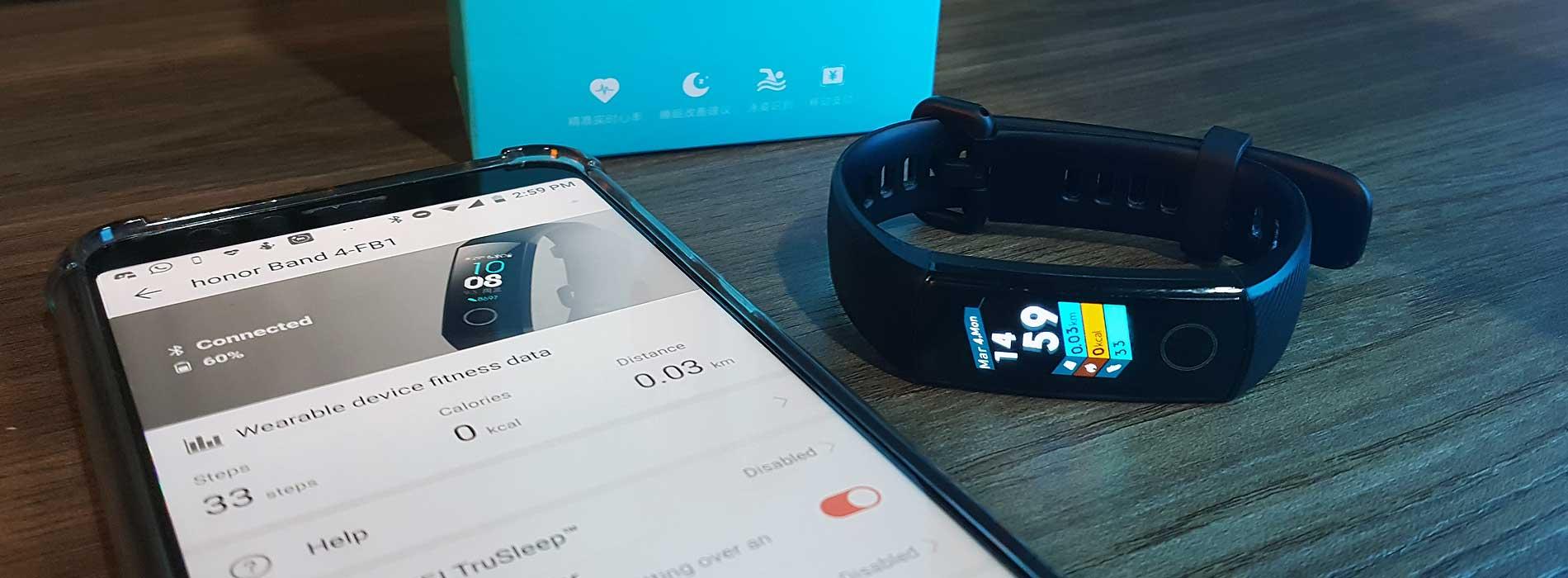 Análise: Honor Band 4 é a pulseira inteligente que pode bater a Xiaomi Mi Band