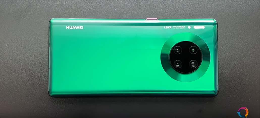 Huawei Mate 30 Pro bate recorde no teste de câmeras do DxOMark