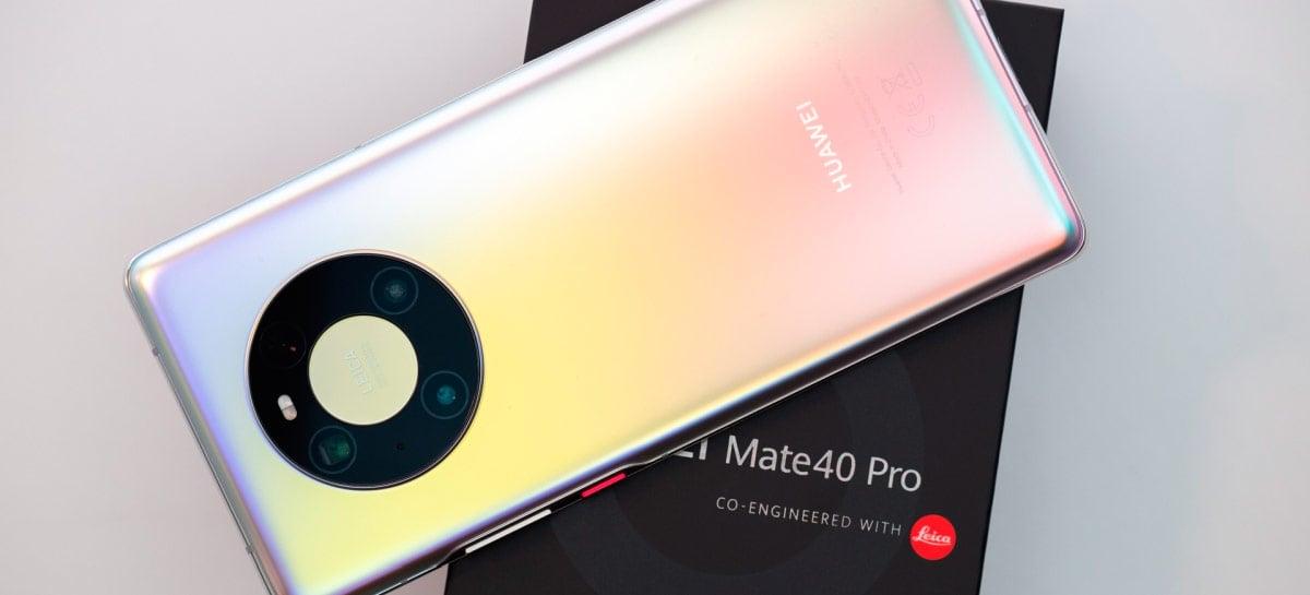 Huawei Mate 40 Pro com Kirin 9000 é o mais rápido em teste de performance da IA